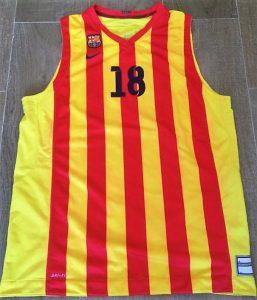 FC Barcelona 2012 – 2013 away jersey