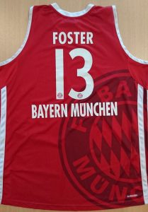 Bayern Munich  2011 – 2012 home jersey