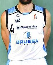 BRUESA Gipuzkoa San Sebastián 2006 – 2007 home jersey