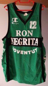 Joventut Badalona 1986 – 1987 home jersey