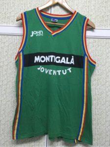 Montigalà Joventut Badalona 1991 – 1992 home jersey