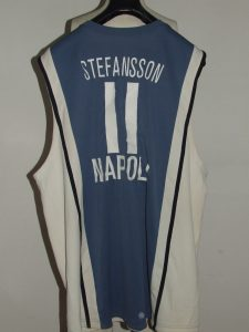 Carpisa Napoli  2005 – 2006 home jersey