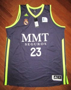 Real Madrid 2012 – 2013 home jersey