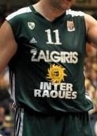 Basketball Club Žalgiris Kaunas | 2003 – 2004