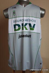 Joventut Badalona 2010 – 2011 away jersey