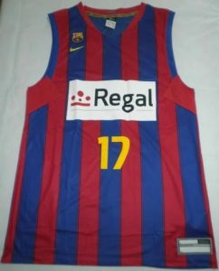 FC Barcelona 2009-2010 home jersey
