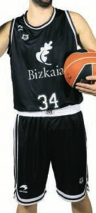 Bilbao Basket 2010-2011 home kit