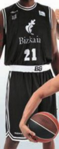 Bilbao Basket 2011-2012 home jersey