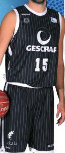 Bilbao Basket 2012-2013 home jersey