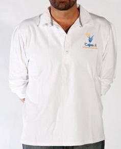 Cajasol Sevilla 2010-2011 polo shirt