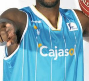 Cajasol Sevilla 2012-2013 home jersey
