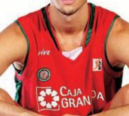 Caja Granada 2010-2011 home jersey