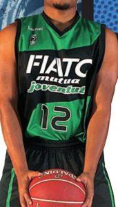 Joventut Badalona 2012-2013 home jersey