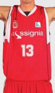 Assignia Manresa 2011-2012 home jersey