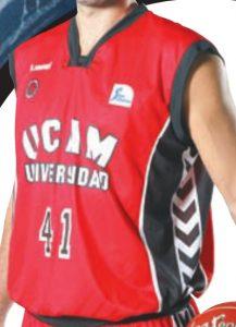 UCAM Murcia baloncesto 2012-2013 home jersey