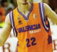 Valencia Basket 2010-2011 home jersey