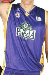Rueda Valladolid 2012-2013 home jersey