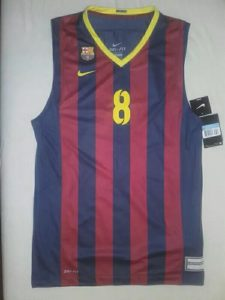 FC Barcelona 2013-2014 home jersey