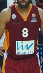 Galatasaray basket 2013-14 home jersey
