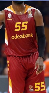 Galatasaray odeabank 2016 -17 away jersey