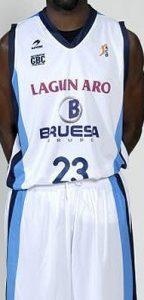 Bruesa Gipuzkoa Basket 2008 – 2009 Home kit