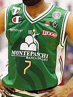 Mens Sana 1871 Siena 2010 – 2011 Home kit Montepaschi