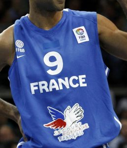 France 2010 – 2011 Home kit Eurobasket