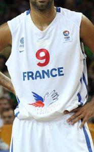 France 2010 – 2011 Eurobasket away jersey