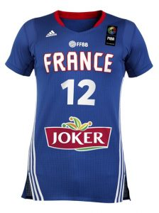 France 2013 – 2014 Home kit FIBA World Cup