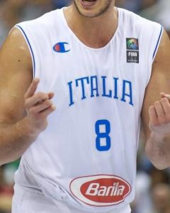 Italy 2014 – 2015 Home kit eurobasket