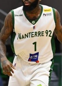 Nanterre 2016 – 2017 Home kit