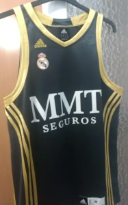 Real Madrid 2009 – 2010 Away kit