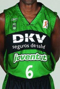 Joventut Badalona 2006 – 2007 Home kit