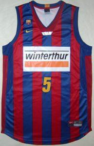 Winterthur Barcelona 2005 – 2006 Home kit