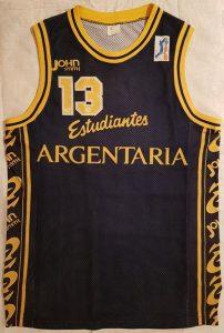 Estudiantes 1995 – 1996 home jersey