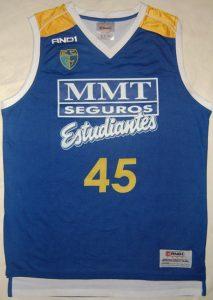 MMT Estudiantes 2006 – 2007 home kit