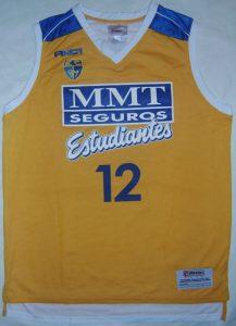 MMT Estudiantes 2006 – 2007 Away kit