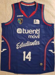 Estudiantes 2013 – 2014 home kit