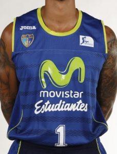Movistar Estudiantes 2016 – 2017 home kit