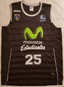 Movistar Estudiantes 2016 – 2017 third kit