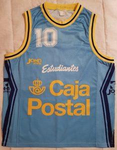 Estudiantes 1993 – 1994 away kit
