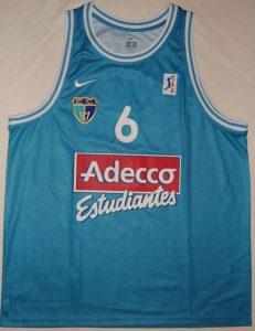 Estudiantes 2000 – 2001 Home kit