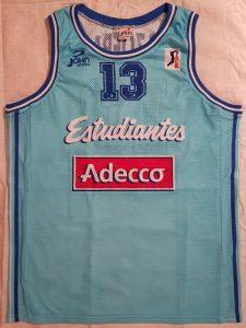 Adecco Estudiantes 1998 – 1999 Away kit