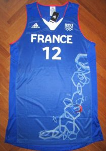 France home jersey 2012 London Olympic games
