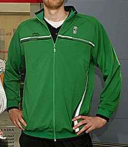 Joventut Badalona 2010 – 2011 jacket