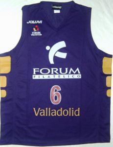 Forum Valladolid 2004 – 2005 Home kit