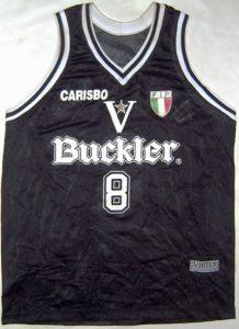 Virtus Bologna 1995 – 1996 away kit