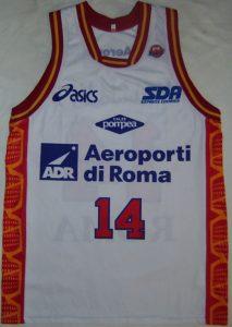 Virtus Roma 1999 – 2000 home kit