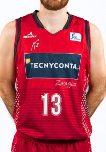 Basket Zaragoza 2016 – 2017 Home kit