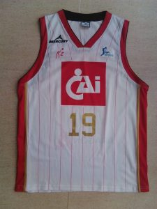Basket Zaragoza 2013 – 2014 away kit